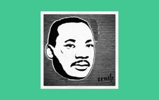 Martin Luther King by Mike Johnston (aka Truth)